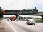 Flyover billboard